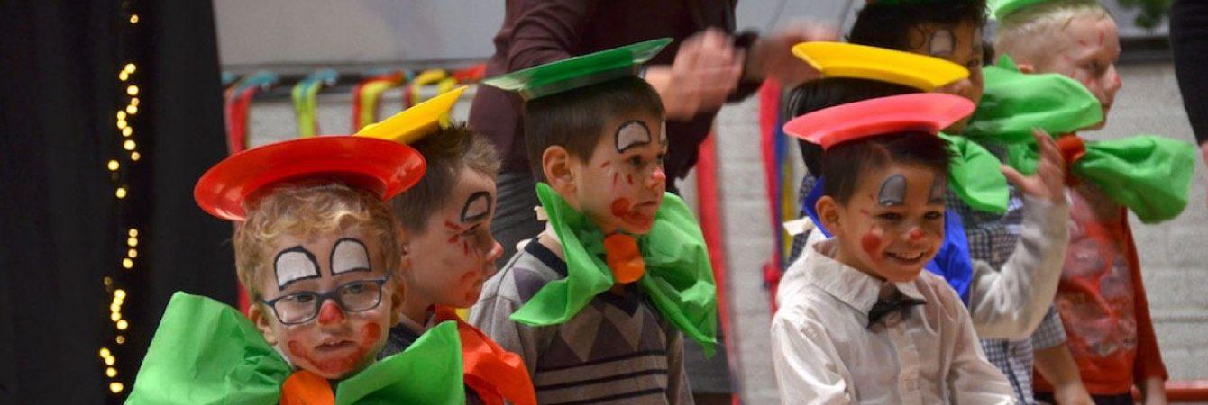 Workshop Circusspelen