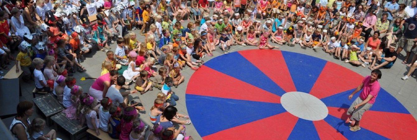 Dagproject Circusdag