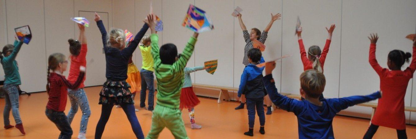 Dagproject Wereld Dansdag