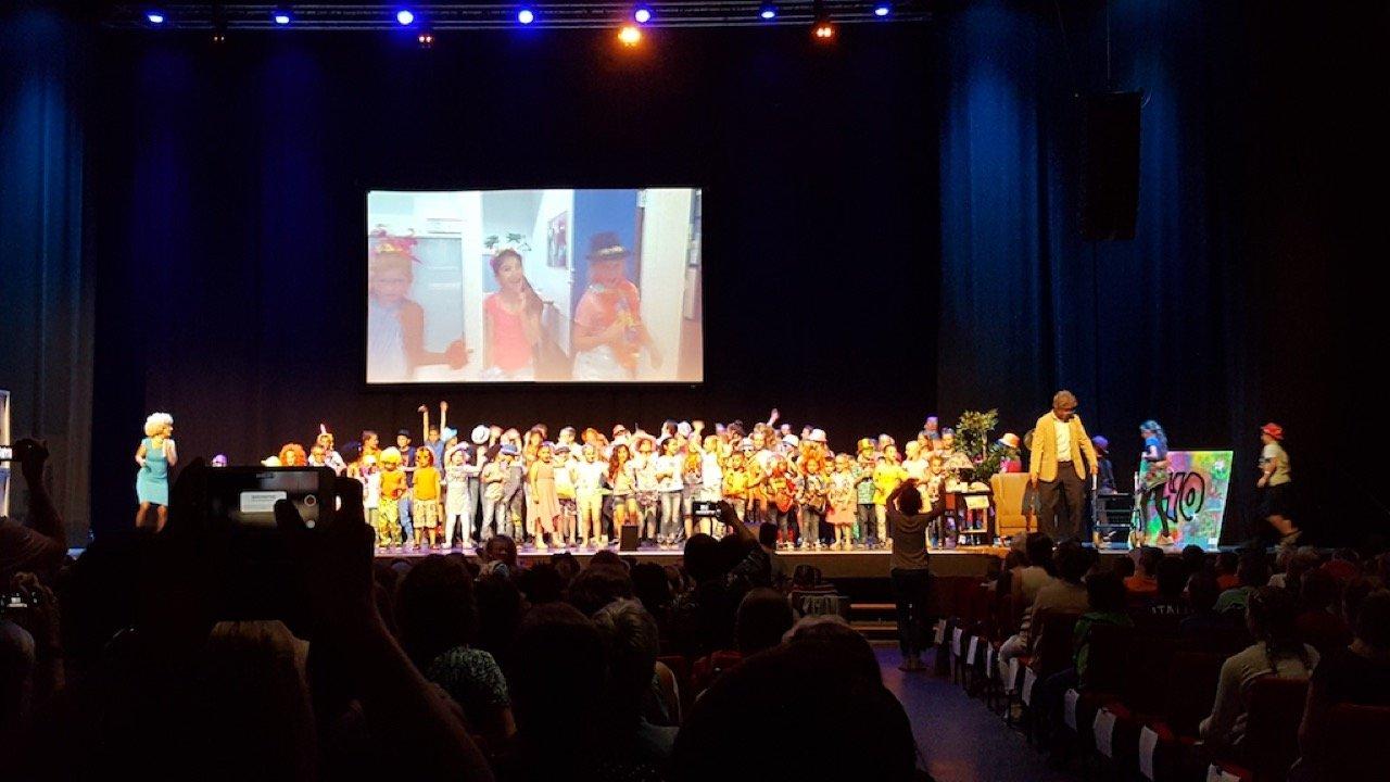 Dagproject basisschool theater theaterdag 1