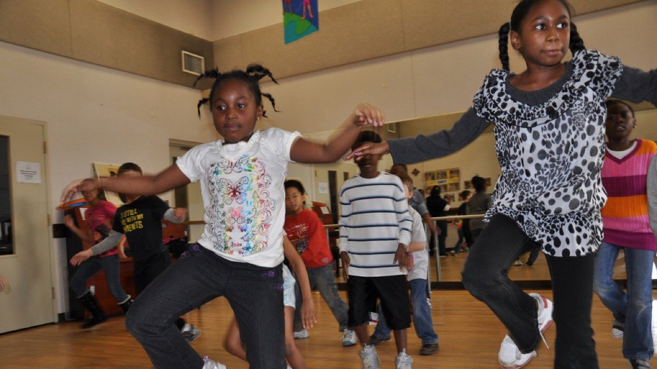 Workshop basisschool Streetdance 2